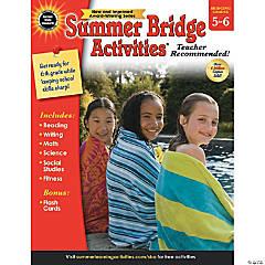 Summer Bridge Activities® Workbook, Grades 5-6