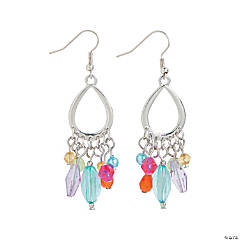 Summer Dangle Earrings Craft Kit