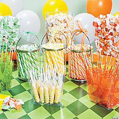 Summer Party Candy Buffet Idea