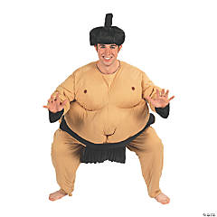 Sumo Wrestler Adult's Costume