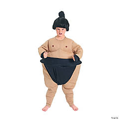 Sumo Wrestler Child Boy's Costume
