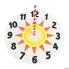 Sun Dial Craft Kit
