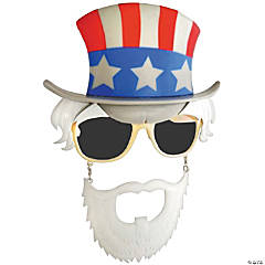 Sun-Stache Uncle Sam Glasses