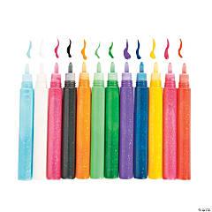 Suncatcher Glitter Paint Pens