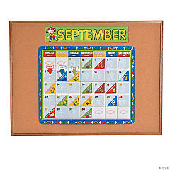 Sunday School Bulletin Board Calendar