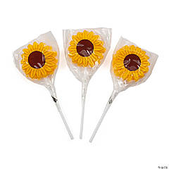 Sunflower Suckers