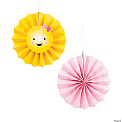 Sunshine Hanging Fan Assortment