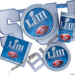 Super Bowl 50 Party Supplies