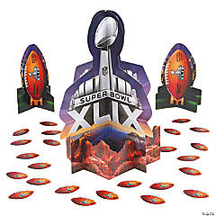 Super Bowl 2015 Table Decorating Kit
