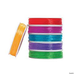 Super Bright Colors Stretchy Cording