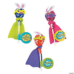 Super Bunny Easter Sucker Craft Kit
