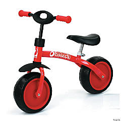 Super Rider 10 Balance Bike: Red