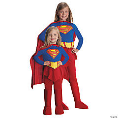 Supergirl Costume for Toddler Girls