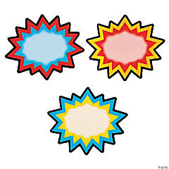 Superhero Dry Erase Magnets