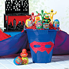 Superhero Easter Basket Idea