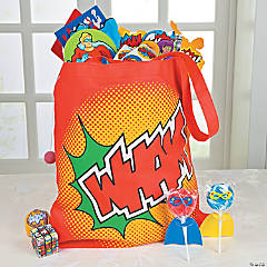 Superhero Easter Basket