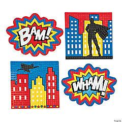 Superhero Extreme Mosaic Kit