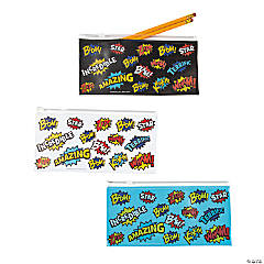 Superhero Pencil Cases