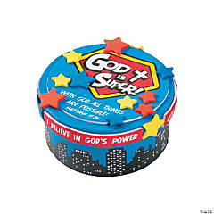Superhero VBS Prayer Box Craft Kit