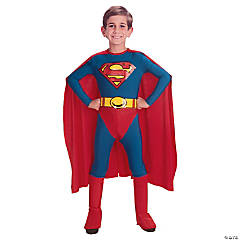 Superman Costume for Toddler Boys