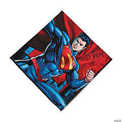 Superman™ Luncheon Napkins