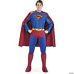 Superman Returns 2006 Superman Costume for Men