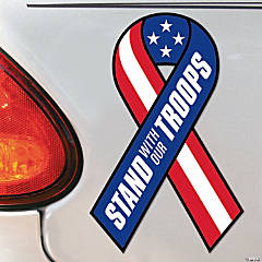 Support our Troops Car Magnets