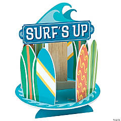Surf's Up Birthday Centerpiece