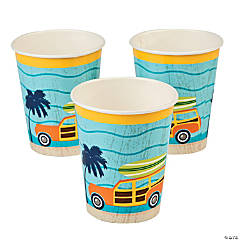Surf's Up Cups