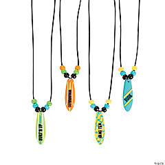 Surfboard Necklaces