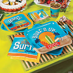 Surf's Up Basic Party Pack