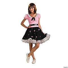 Susie Q Standard Adult Women's Costume