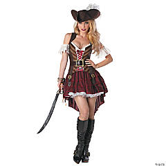 Swashbuckler Costume for Women