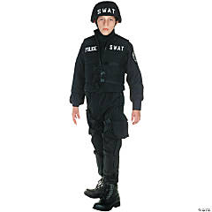 SWAT Costume For Boys