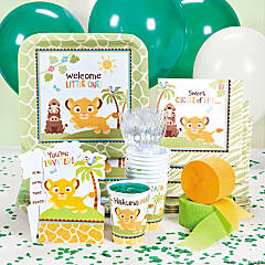 Sweet Circle Of Life Baby Shower Party Supplies
