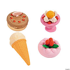 Sweet Treats Erasers