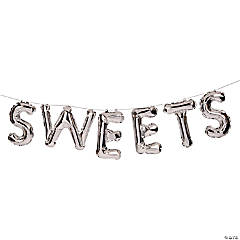 Sweets Balloon Garland
