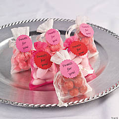 Sweets For You Organza Bags Idea