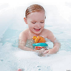 Swimmer Teddy Wind Up