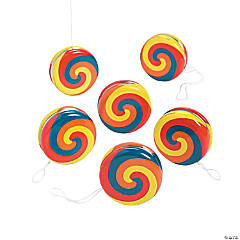 Swirl Yo-Yos