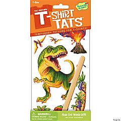 T-Rex T-Shirt Tats Pack