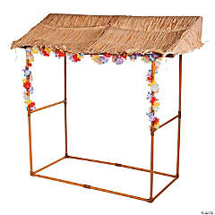 Tabletop Tiki Hut