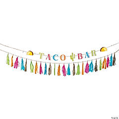 Taco Bar Garlands