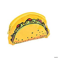 Taco Coin Purses