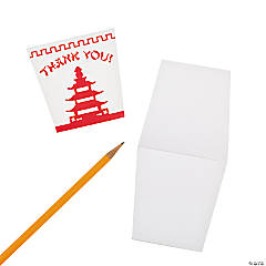 Take Out Box Notepads