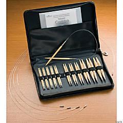Takumi Bamboo Interchangeable Circular Knitting Needle Set