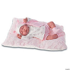 Talking Luna Baby Doll with Pillow