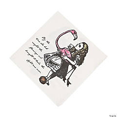 Talking Tables Truly Alice Luncheon Napkins