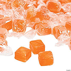 Tangerine Candy Cubes