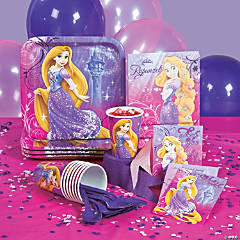 Tangled Sparkle Party Supplies